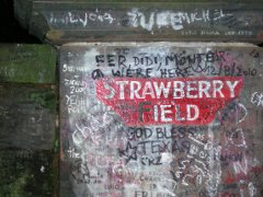 Beaconsfield Road, Woolton, Strawberry Field